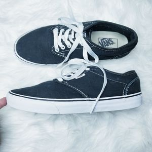Van's Atwood low top black white sneaker